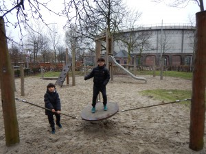 tripod Westerpark